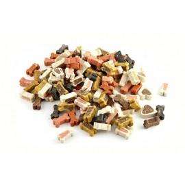 Mini bones partymix 500 gram 10 + 1 gratis
