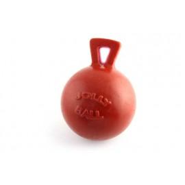 Jolly tug-n- toss rood 10 cm