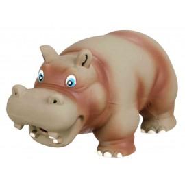 Latex nijlpaard 17 cm