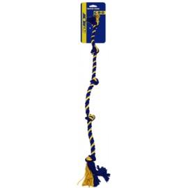 5 knoop katoenen rope 182 cm