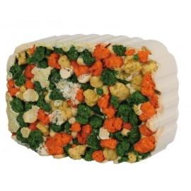 Knaagsteen groente stukjes 180 gram
