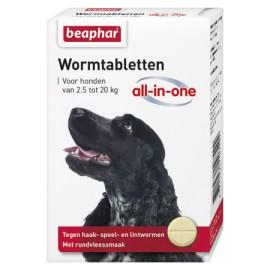 wormkuur 2.5 tot 20 kg