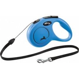 Flexi classic koord blauw S