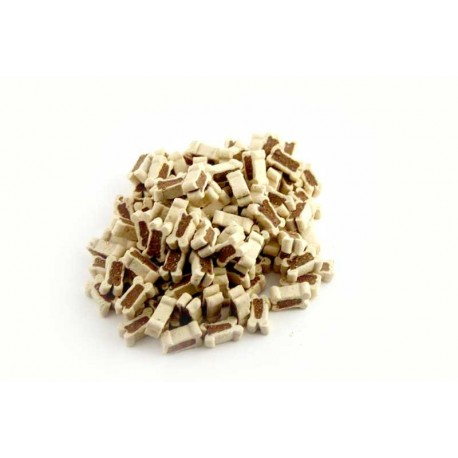 Mini bones lam/rijst 200 gram