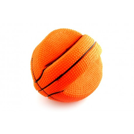 Vinyl basketbal + deuken 16 cm
